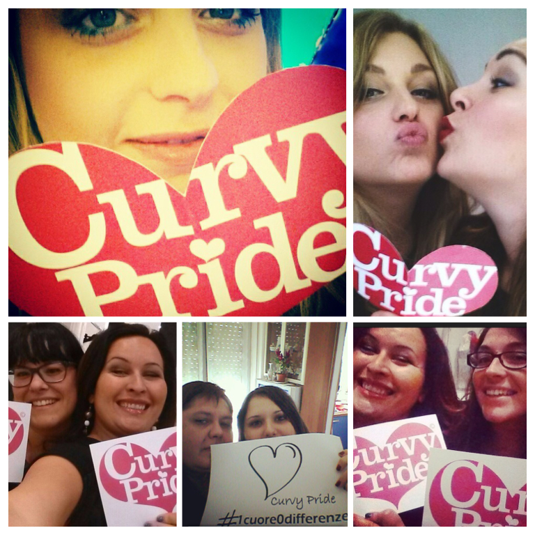 #1cuore0differenze #1heart0differences curvypride