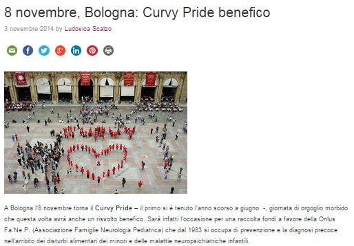 curvy pride bologna