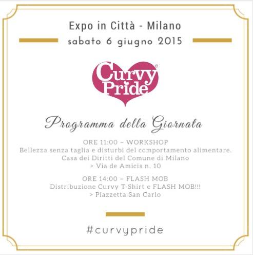 curvy pride programma