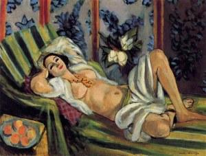 Henri-Matisse-odalisca-con-le-magnolie-1924-coll-privata