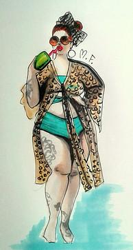 Tess Holliday - plus size model