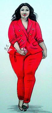 Garner Style - curvy fashion blogger