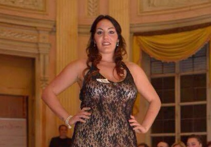Dress by ELISABETTA VICCICA