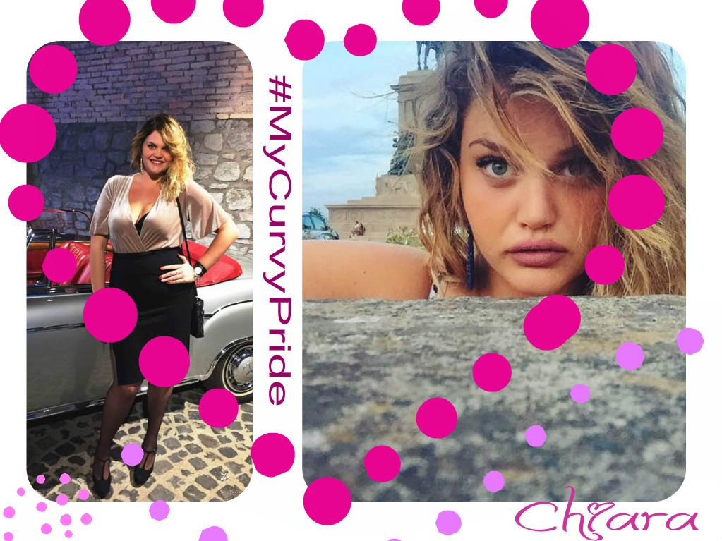 #MyCurvyPride: CHIARA MASSARIELLO