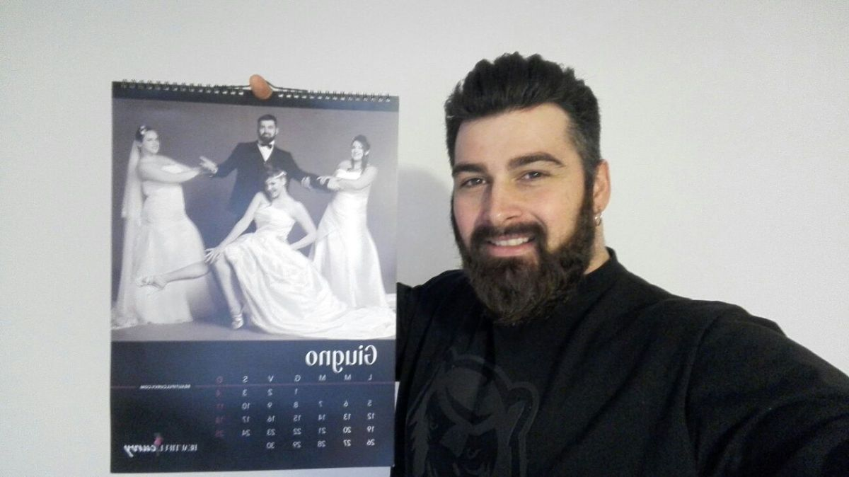 CALENDARIO BEAUTIFUL CURVY 2017 – IL SOGNO CONTINUA!