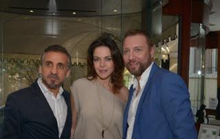 Vito Toraldo - Claudia Gerini - Emilio Sturla Furnò