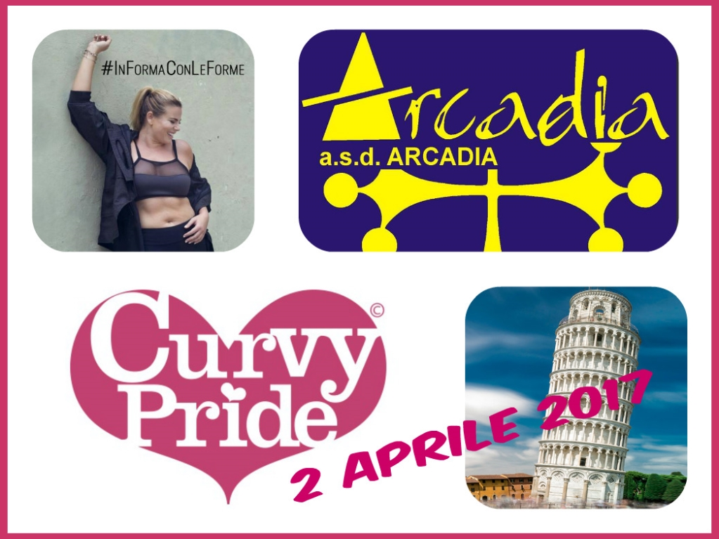 PERCHE' UN CURVY PRIDE WALKING?