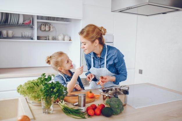 Educazione e buone abitudini alimentari fin dapiccoli
