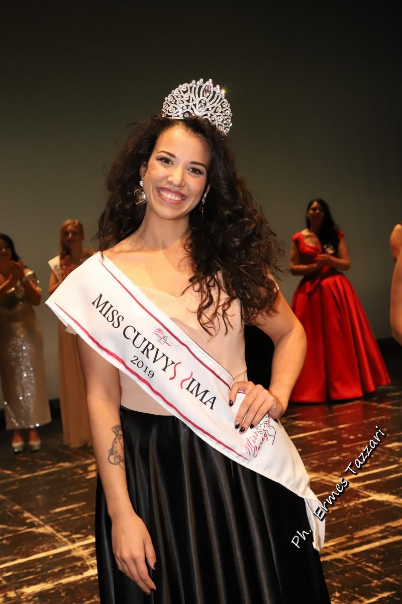 MissCurvyssima 2019 – intevista a DeborahSpada