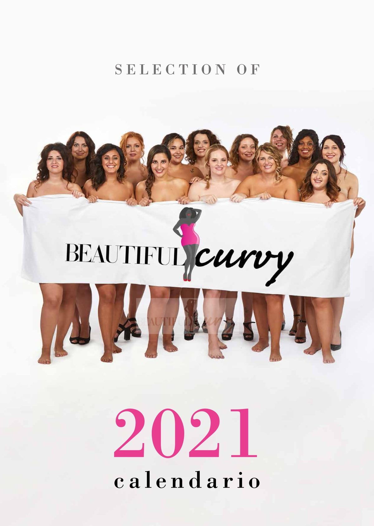 Calendario BeautifulCurvy 2021